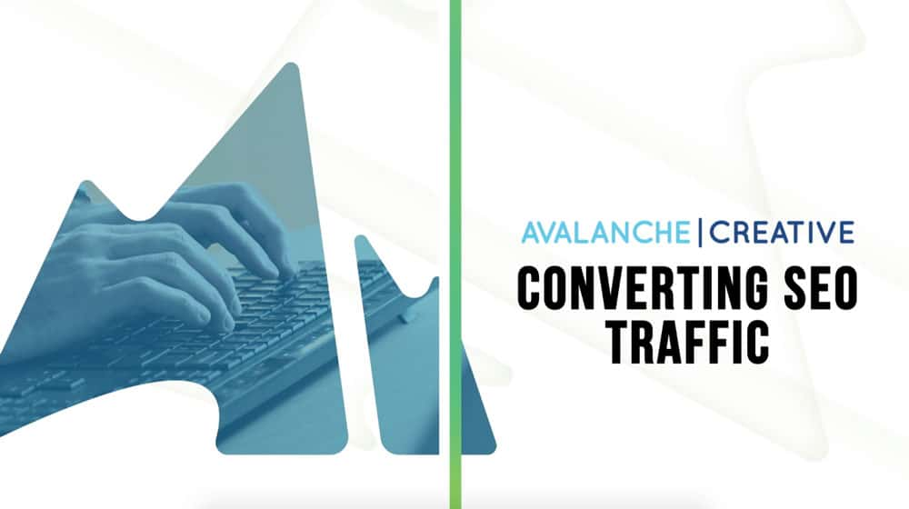 converting seo traffic