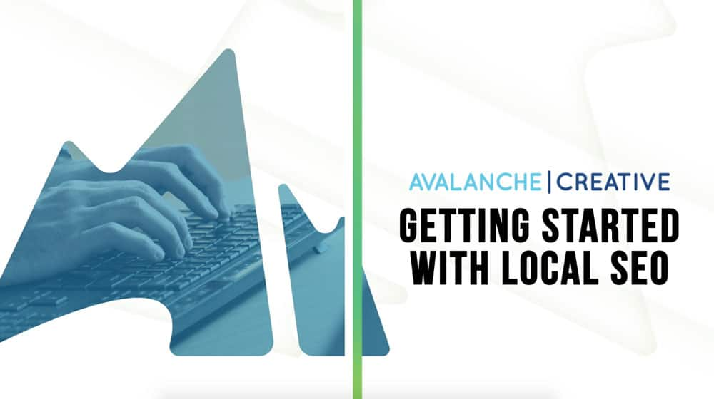 getting started with local seo