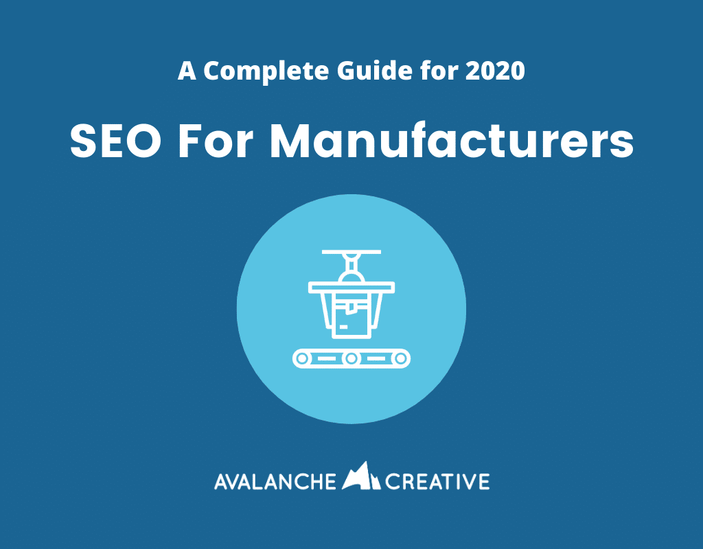 seo for manufacturing guide