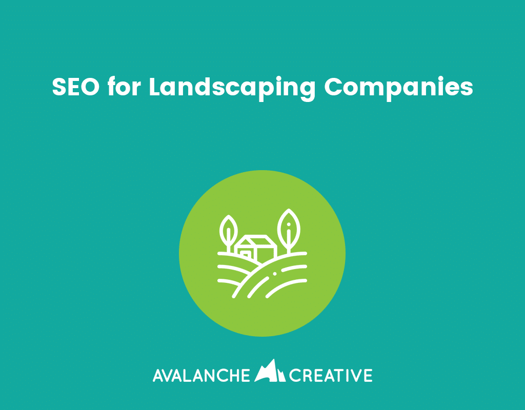 seo for landscaping companies