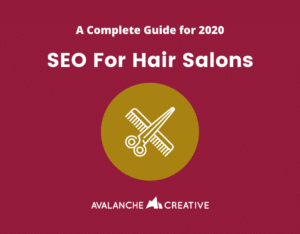 seo for hair salons