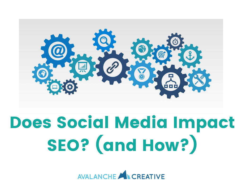 does social media help seo blog