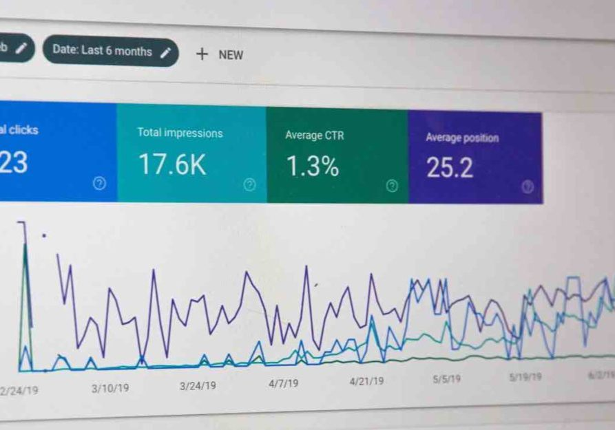 google search console screenshot