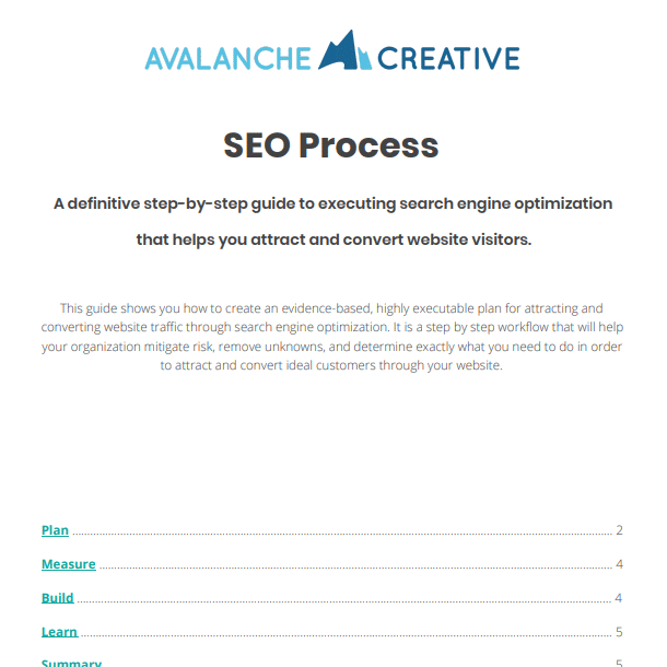 seo process pdf screenshot